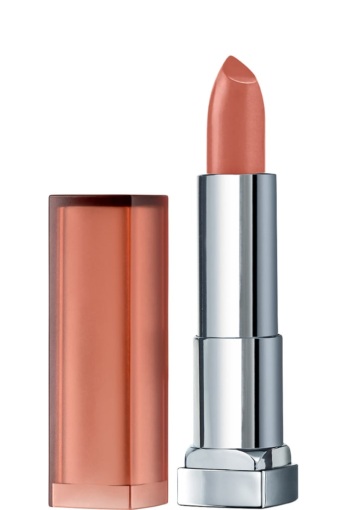 If you're searching for the perfect pink-neutral color, Maybelline Color Sensational Inti-Matte Nudes in Peach Buff ($8) is it. The creamy formula is ultra comfortable and will match all of your floral clothes.