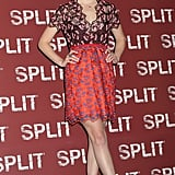 Anya Taylor-Joy at a Photocall for Split in 2017
