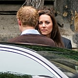 Kate Middleton Day Before Wedding Pictures