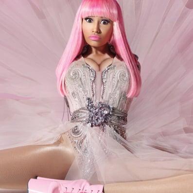 Nicki Minaj for MAC