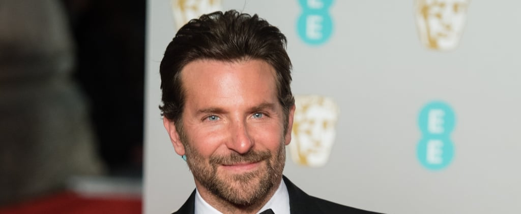 Bradley Cooper's Skin Care at Oscars 2019