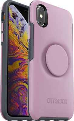 OtterBox Otter + Pop Symmetry Mauvelous Case