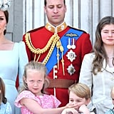 When Prince George Doesn't Listen . . . Again