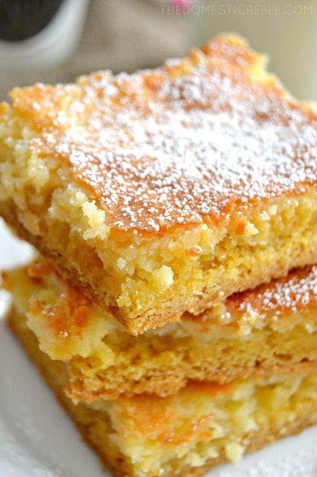 Gooey Butter Cake Uk