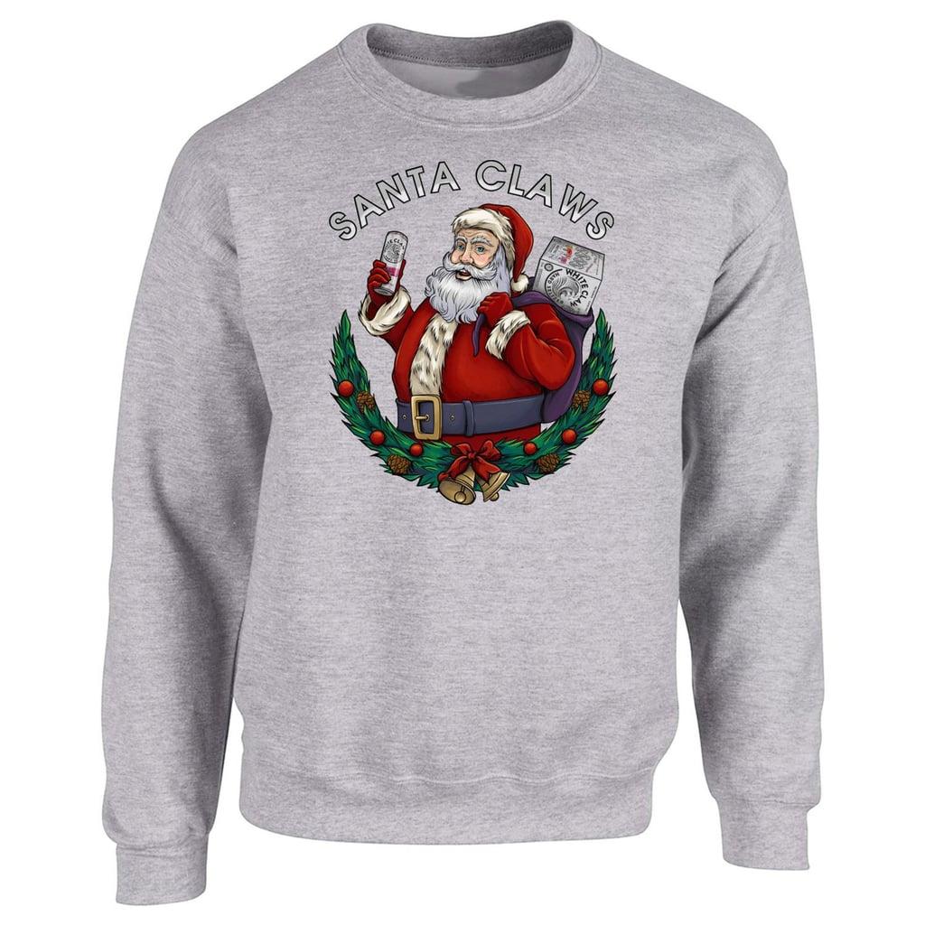 Santa Claws Sweatshirt