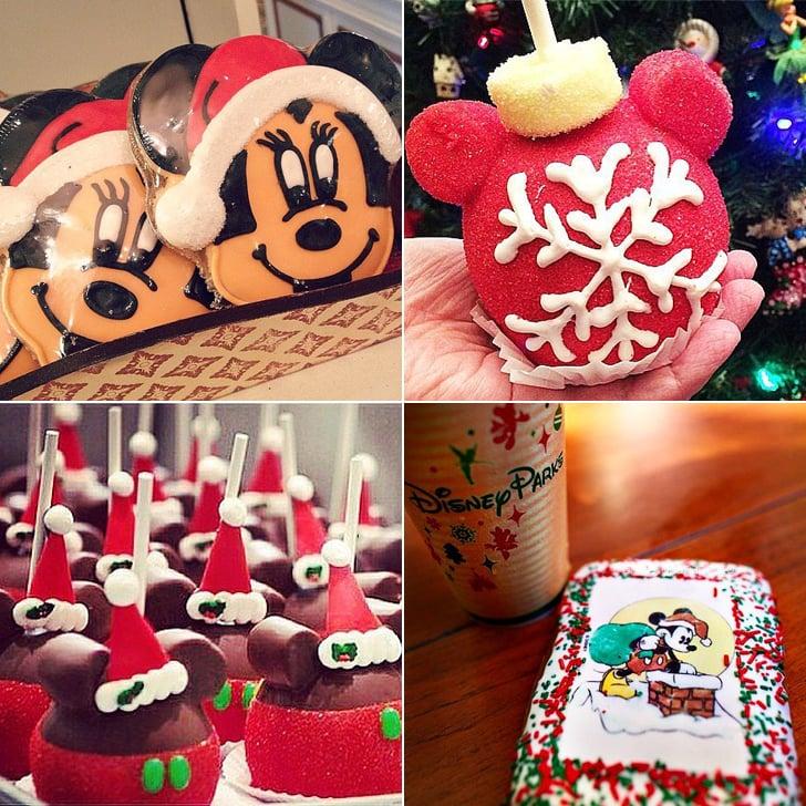 christmas food at disneyland - Disneyland In Christmas