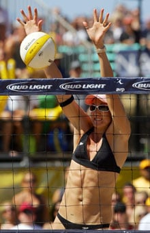 Olympian Kerri Walsh Is Sick of Being Skinny Soft