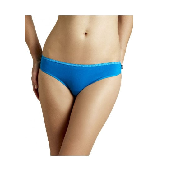 An oldie but a goodie: I'm still obsessed with Bonds hipster bikini briefs in an assortment of colours, just because they're so fun and comfortable! Though I am trying to invest in more basic colours like black, white, nude and grey. — Jess, PopSugar editor Briefs, $11.95, Bonds
