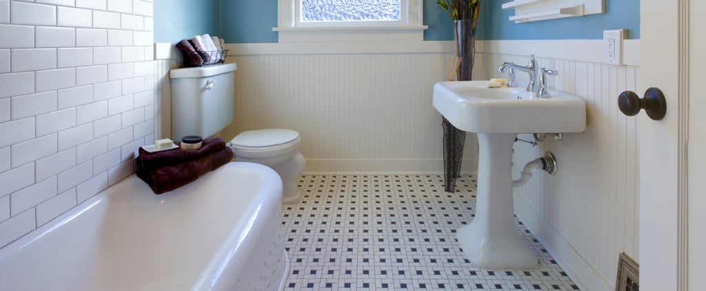 Quick-Clean Your Bathroom in 15 Minutes or Less