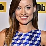 While ombré is usually seen on wavy hair, Olivia Wilde showed that it can look amazing on straight strands, too.