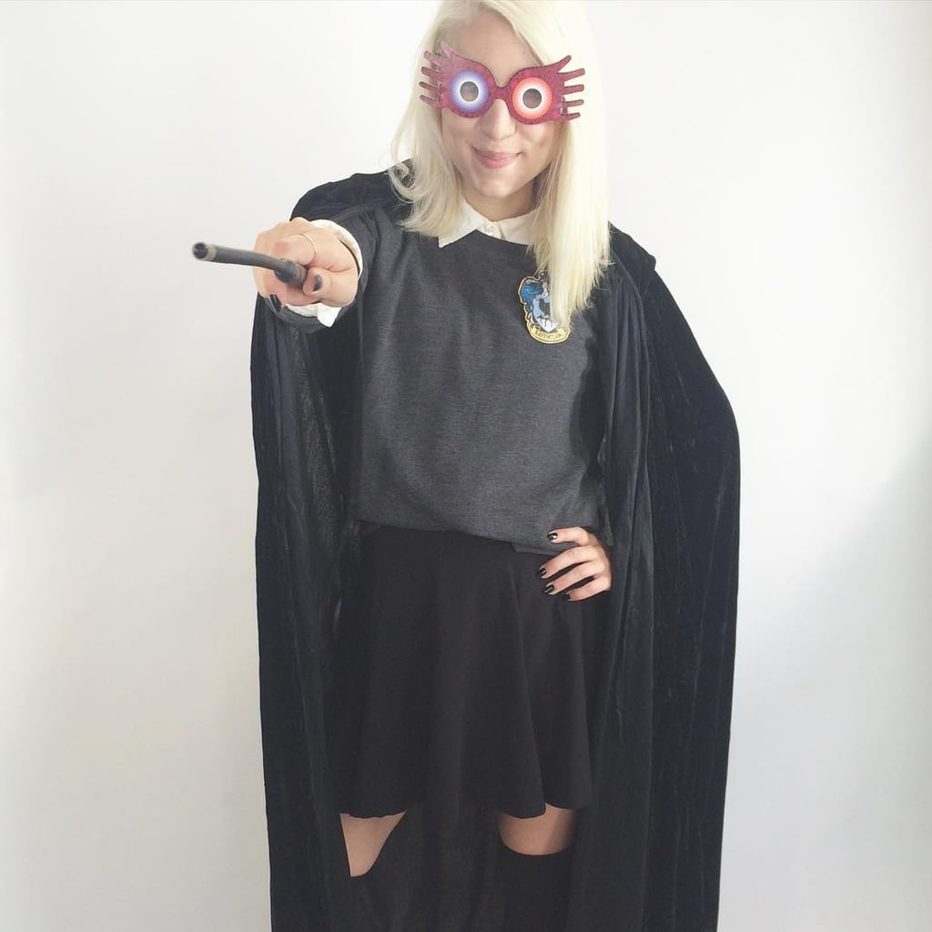 Dress in Costume For a Book Release