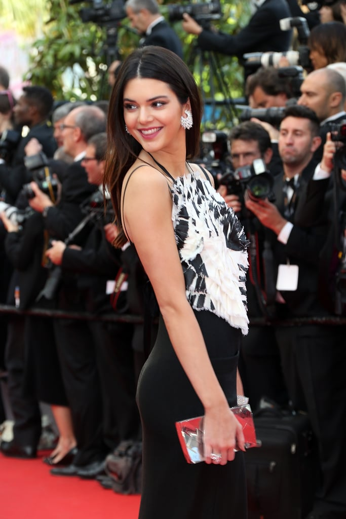 As her fame grew beyond reality TV, she made a splash at the Cannes Film Festival.