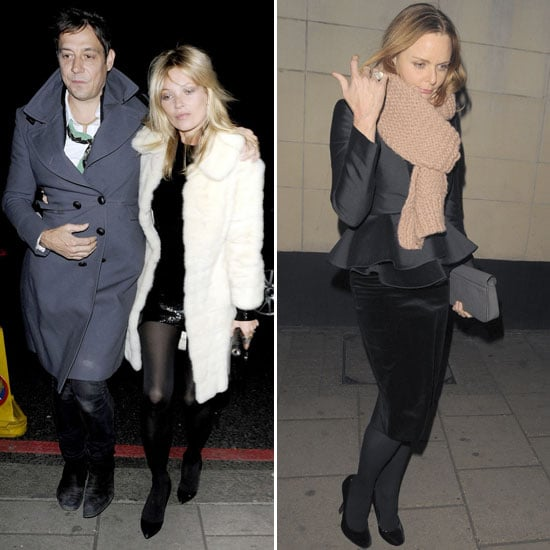 Kate Moss 38th Birthday Party Pictures
