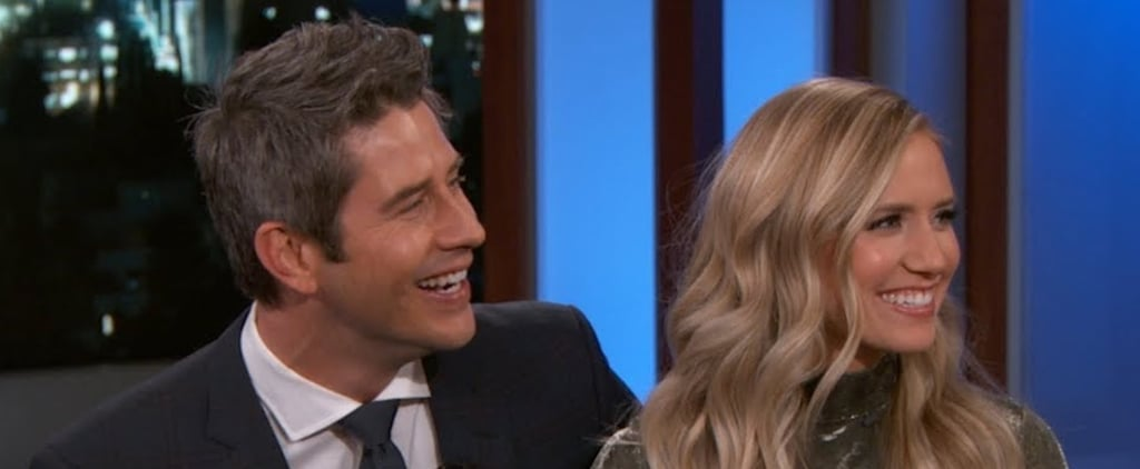 It'll Take You Less Than 5 Seconds to Cringe at Jimmy Kimmel's Interview With Arie and Lauren