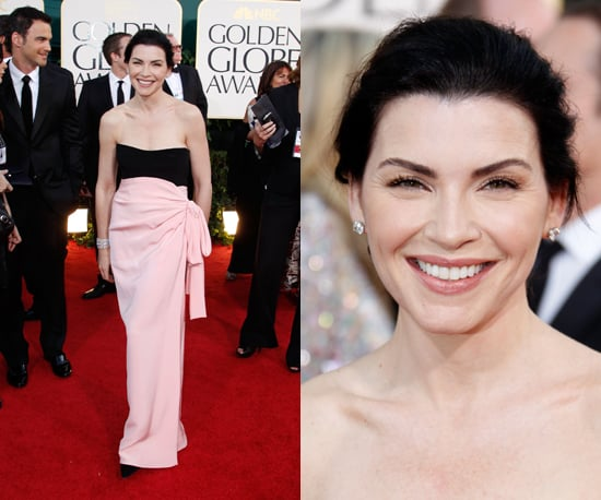 Julianna Margulies at 2011 Golden Globe Awards