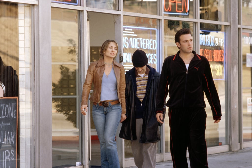 Jennifer Lopez and Ben Affleck's 2000s Style in Gigli