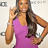 Jennifer Hudson Hits the Carpet With Baby David!