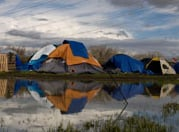 Tent City, USA — Homeless Populations on the Rise