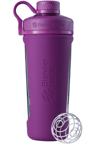 BlenderBottle Radian Glass Bottle