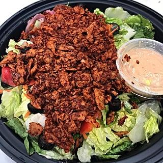Al Pastor Salad at Costco
