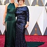 Rachel McAdams made a stunning appearance alongside her mom, Sandra, at the Oscars.