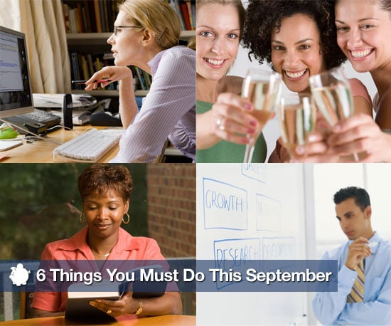 6 Career Moves to Make This September