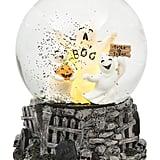 Led Resin Ghost Water Globe
