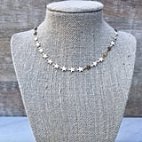 Shop Her Exact Star Choker Necklace