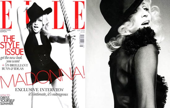 """Madonna Speaks To Elle Magazine About Her Fitness Regime And Love of """"British Candy"""""""