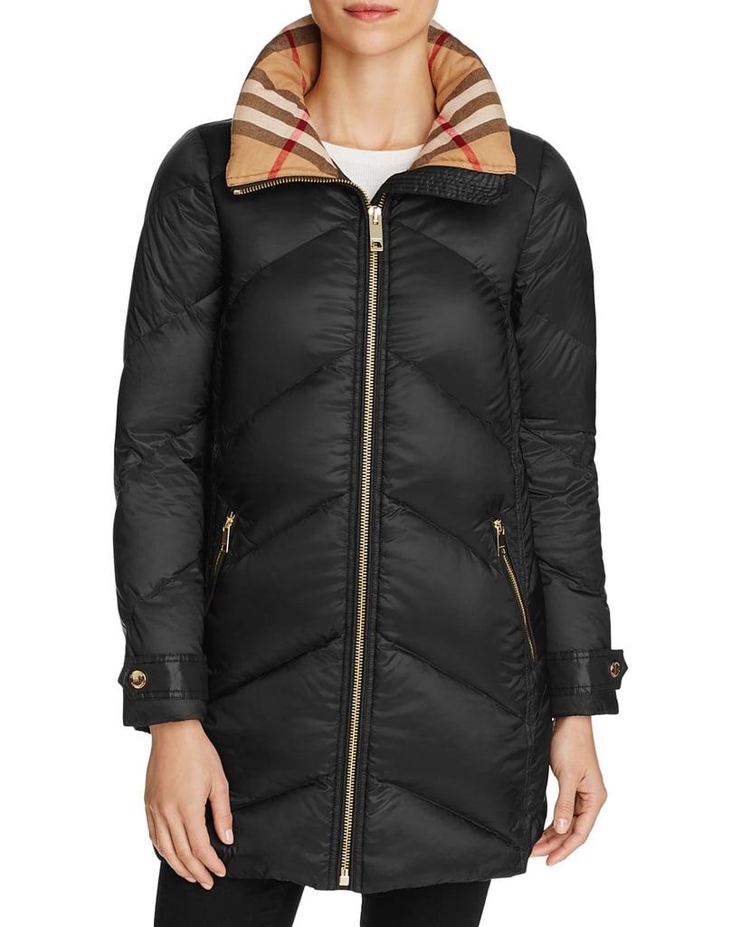 Burberry Warmest Winter Coat Brands Popsugar Fashion Photo 5