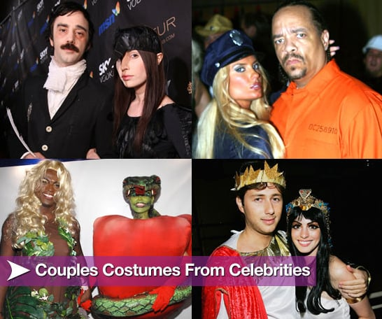 Sugar Shout Out: Get Inspiration From Celebrities For Your Couples Costume!