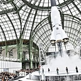 Chanel Travels to Space, Fall 2017