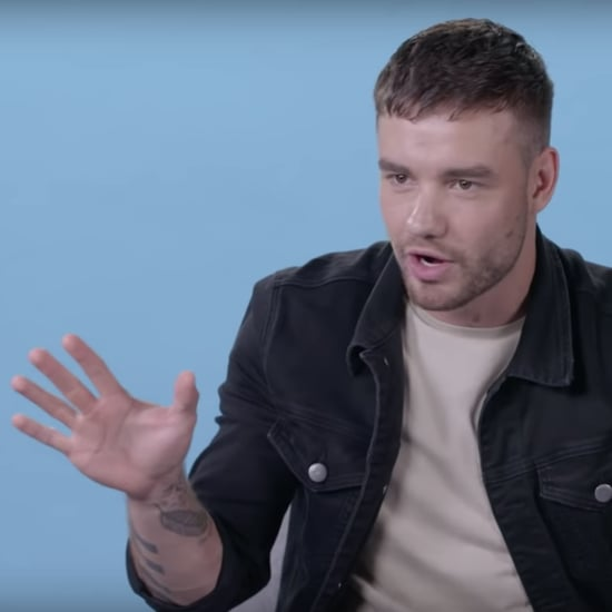 Liam Payne Watches Old One Direction Music Videos