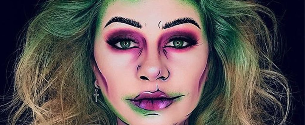 Beetlejuice Halloween Makeup Ideas for 2020