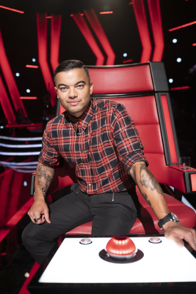 Who Is in Team Guy The Voice 2020?