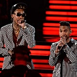 Wiz Khalifa and Miguel