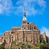 Mont Saint-Michel was the source of inspiration for more than just one Disney movie. The palace in Tangled where Rapunzel was stolen away from her family was greatly influenced by this massive castle.