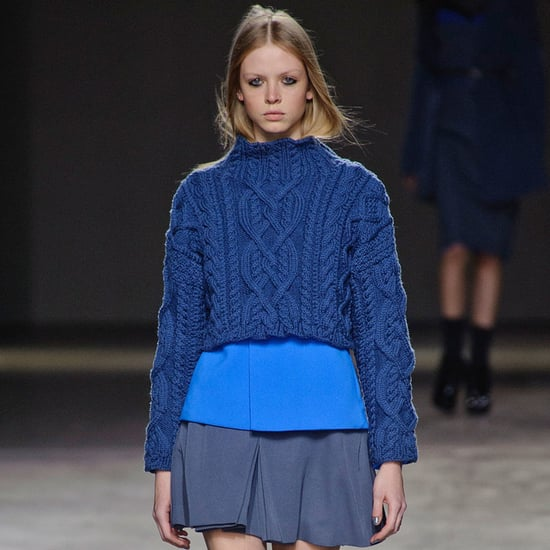 Topshop Unique Fall 2014 Runway Show | London Fashion Week