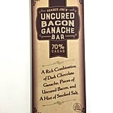 On the Fence: Uncured Bacon Ganache Bar ($2)