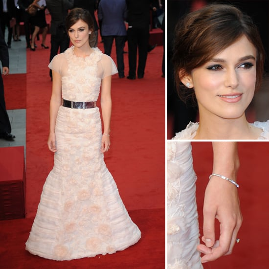 Keira Knightley Channels Chanel at Anna Karenina Premiere — See Every Angle
