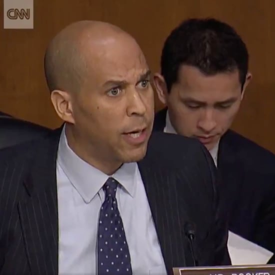 "Senator Cory Booker on Trump's ""Sh*thole"" Comments Jan. 2018"