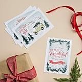 Magnolia Holiday Postcard Set ($10)