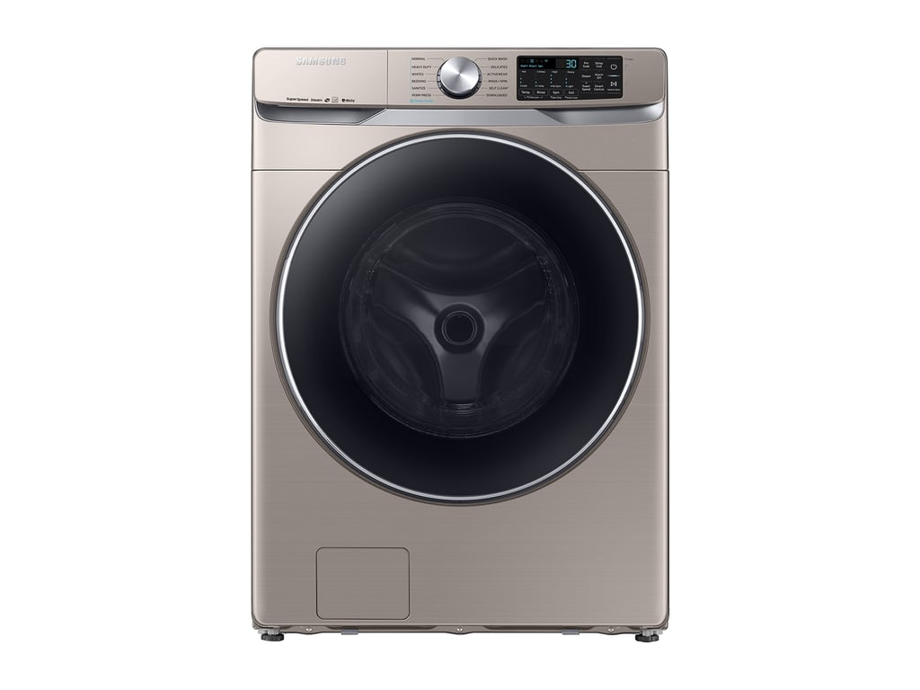Smart Front Load Washer with Super Speed
