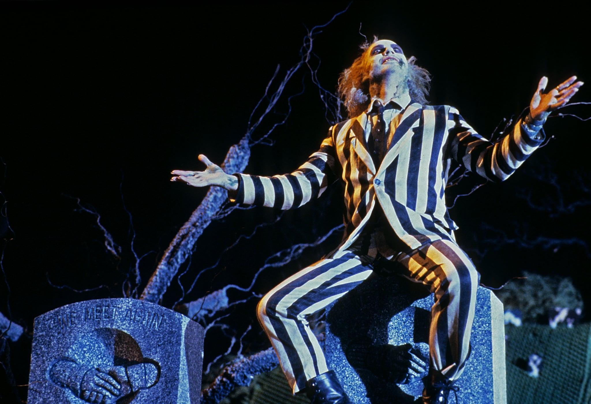 BEETLEJUICE, Michael Keaton, 1988
