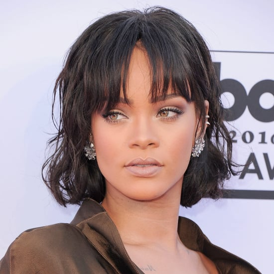 Best Celebrity Fringe Hairstyle 2016