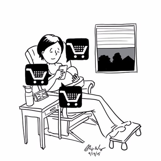 Hilarious New Mom Comics