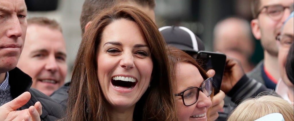 14 Times Kate Middleton Ditched Her Royal Etiquette to Have a Good F*cking Time