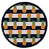 Round Towel Co. Nautical Pineapple Towel ($60)