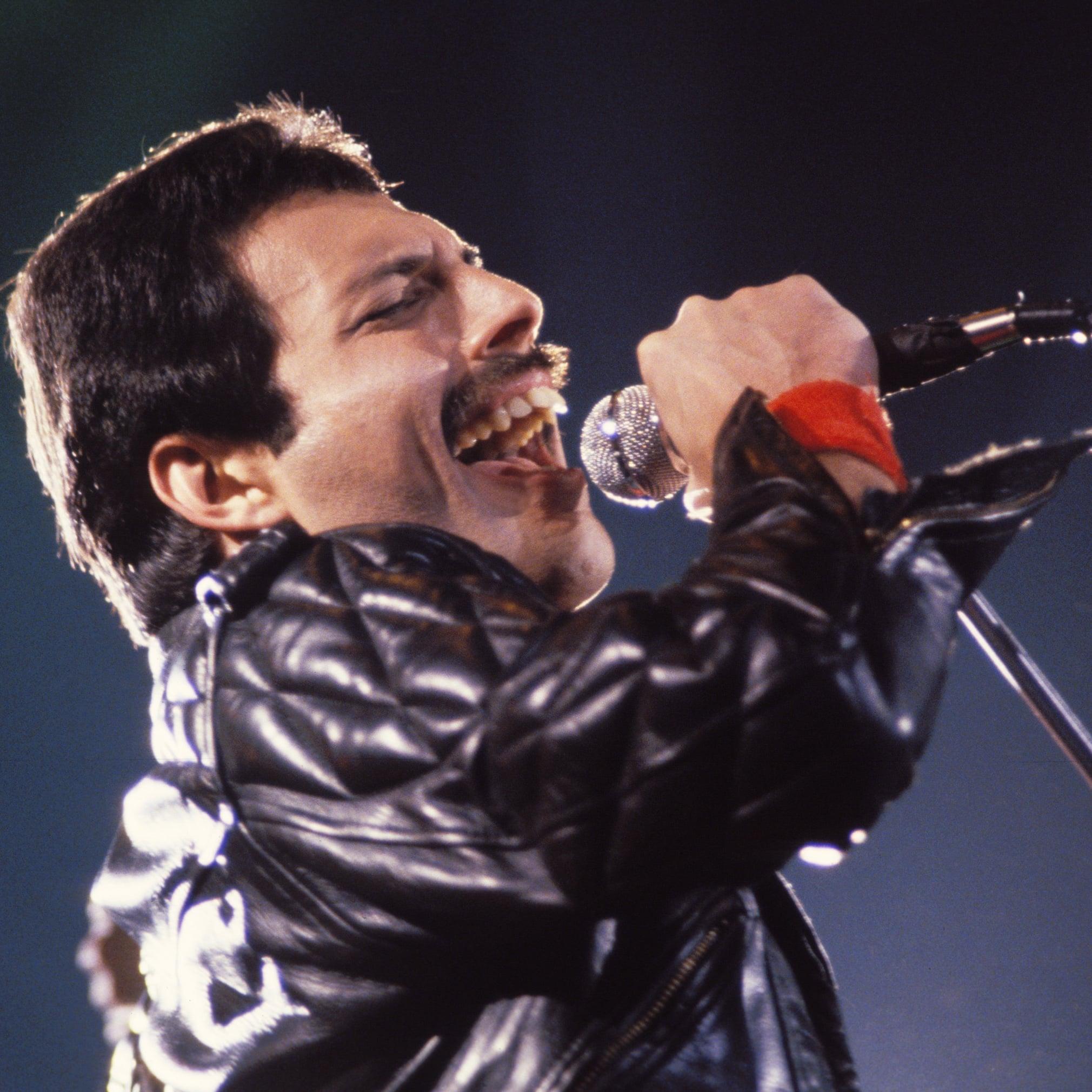 Did Freddie Mercury Really Have Too Many Teeth Popsugar Celebrity