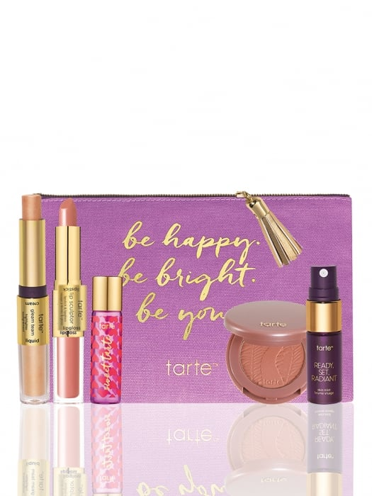 Tarte Be Happy. Be Bright. Be You. Discovery Set